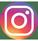 Instagram footer link